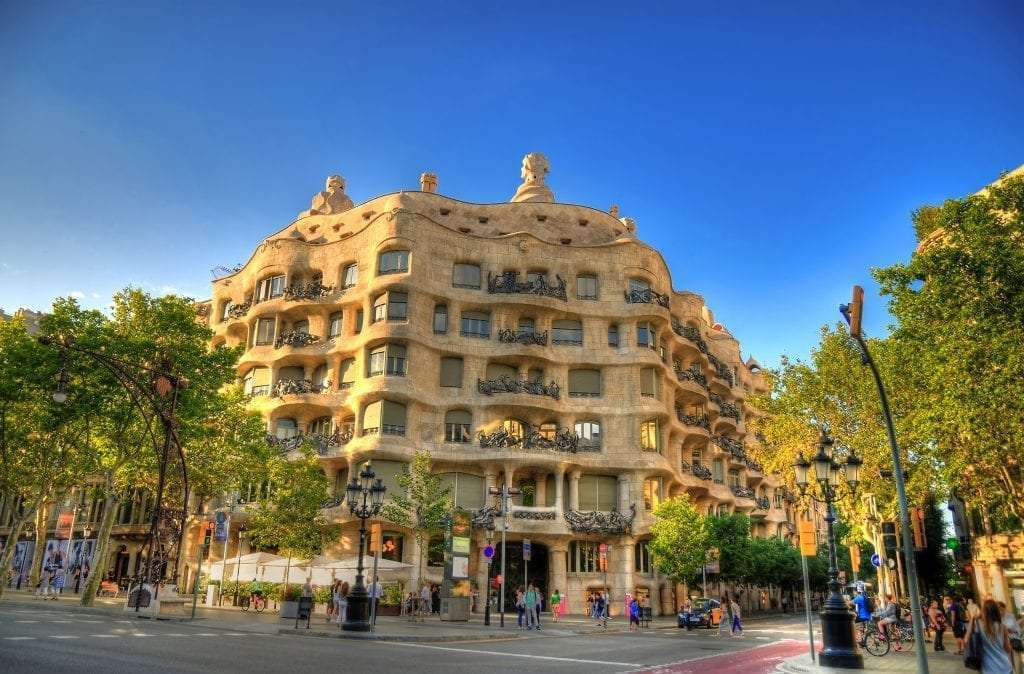 sights to see in Barcelona